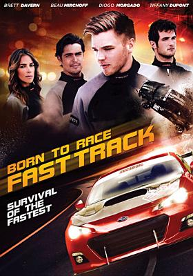 BORN TO RACE:FAST TRACK BY DAVERN,BRETT (DVD)