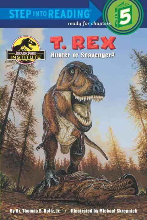 T. Rex By Random House (COR)/ Skrepnick, Mike (ILT)