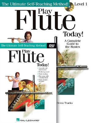 Play Flute Today Beginner's Pack By Hal Leonard Publishing Corporation (COR)